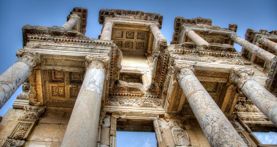 ancient-cities-Ephesus-Turkey