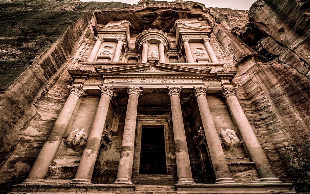 ancient-cities-Petra-Jordan