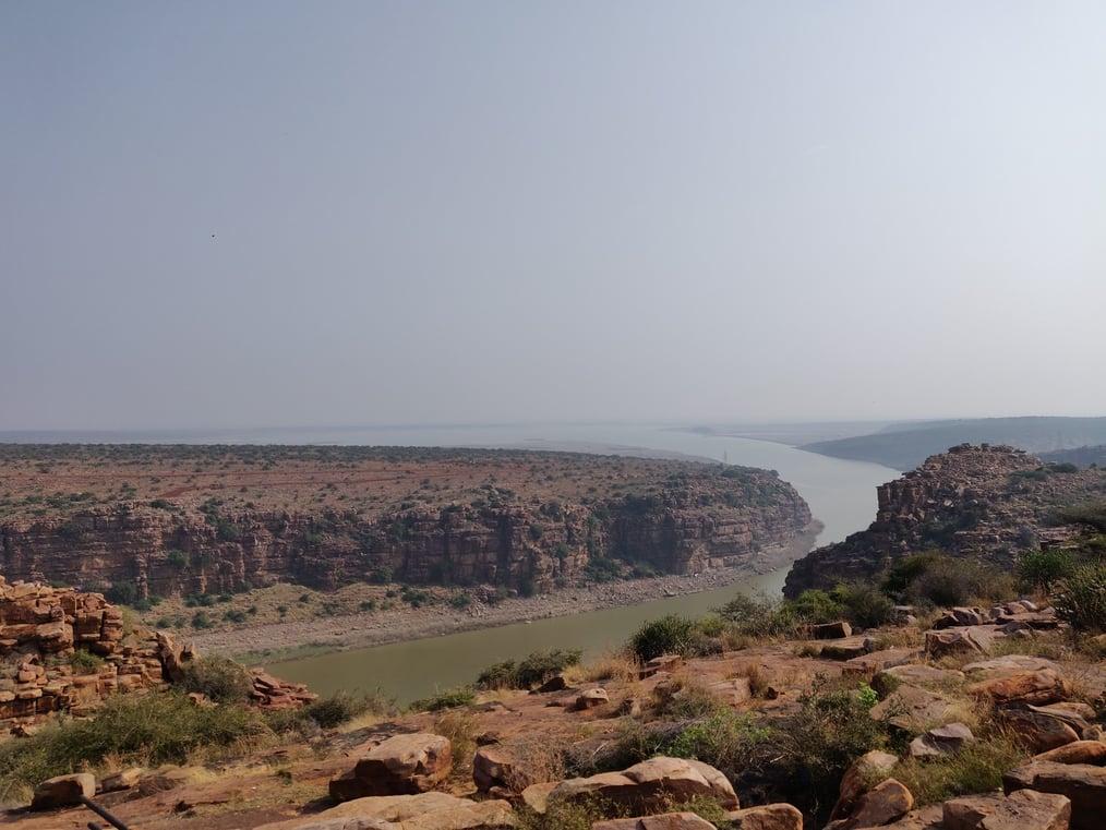 Gandikota-gorge