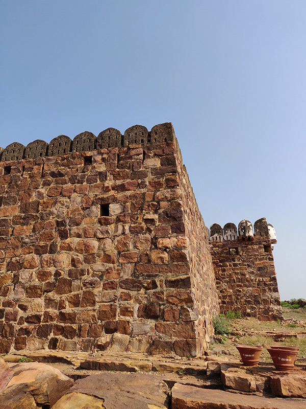 Gandikota-fort-walls